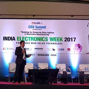 Hrishikesh at EFY IEW 2017